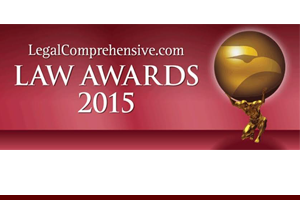Legal Comprehensive Law Awards 2015